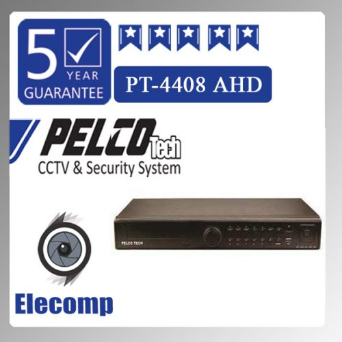 4408 500x500 - دستگاهDVR  مدل PT-4408 AHD