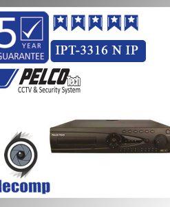 3316 247x300 - دستگاه NVR چهار کاناله مدل 3334  IPT-الکامپ