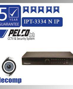 3334 247x300 - دستگاه NVR هشت کاناله مدل 3338  IPT-الکامپ