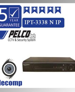 3338 247x300 - دستگاه NVR چهار کاناله مدل 3334  IPT-الکامپ