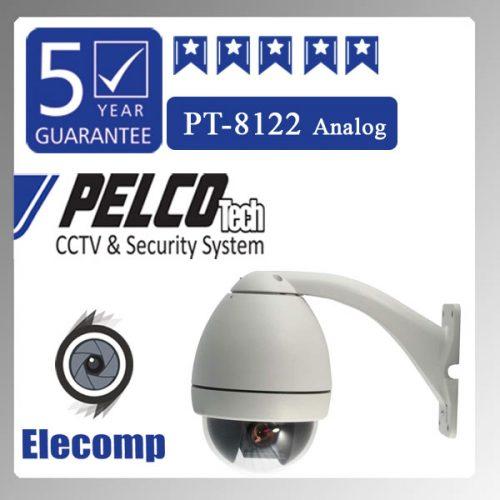 دوربین مدل PT-8122 Analog