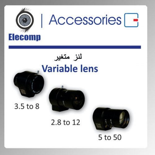 varlenz 500x500 - لنز دوربین مداربسته متغیر variable lenz