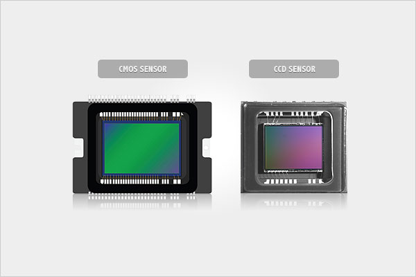 image sensors - سنسور دوربین مدار بسته