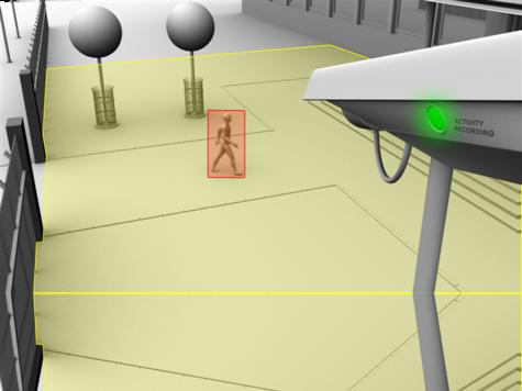 3D IPS Motion Detection 1920x1080 - تشخیص حرکت دوربین مداربسته-motion detection