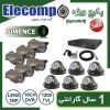 12 camera simence 2 100x100 - پکیج دوربین مدار بسته 16 عددی ویژه